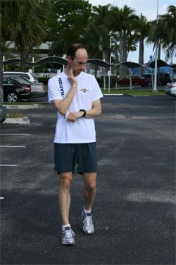 training for Miami Corporate Run