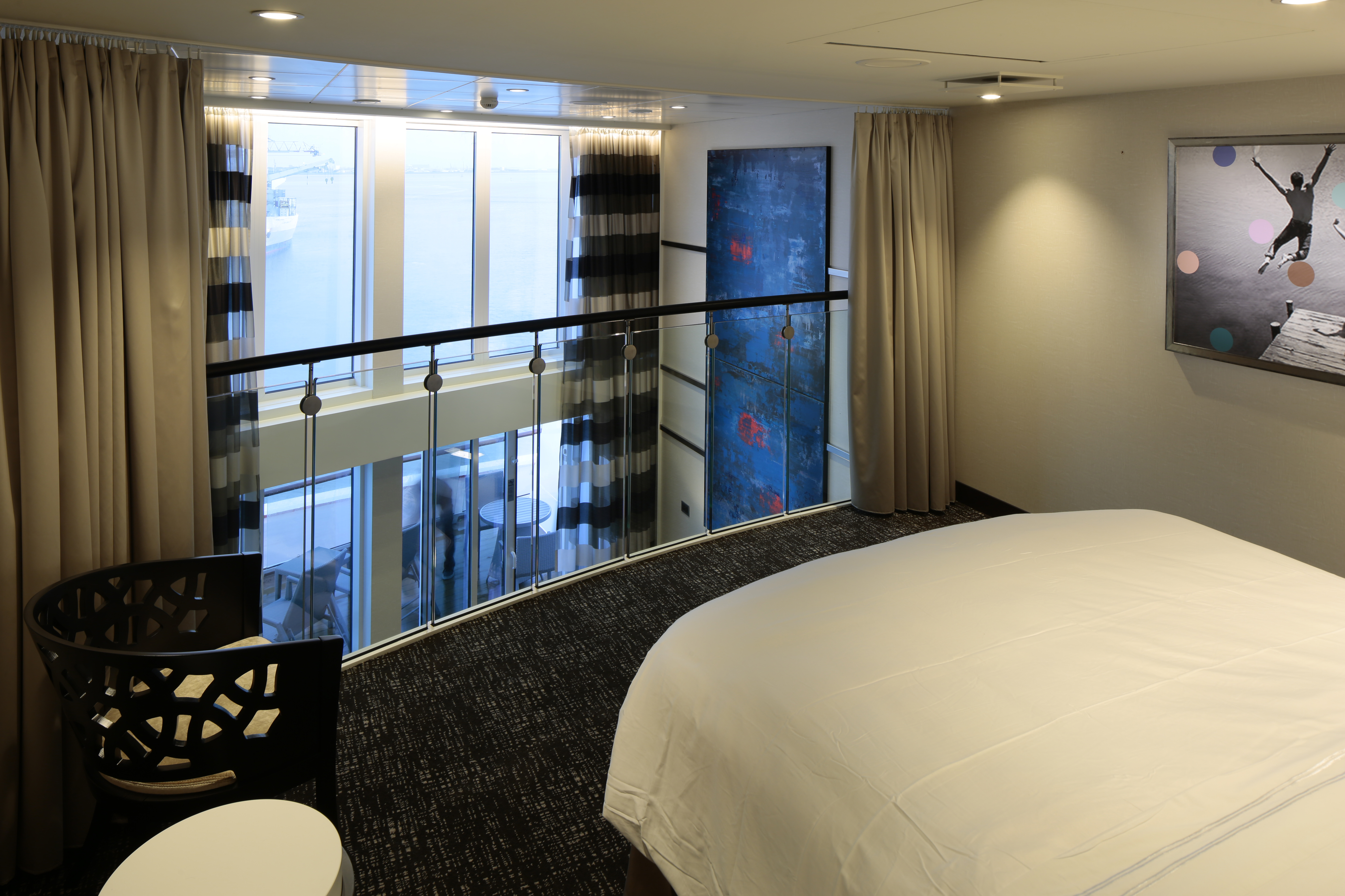 Skylofts 2 Bedroom Loft Suite Quantum Keel Blocks Are In The House Page 222 Cruise Critic
