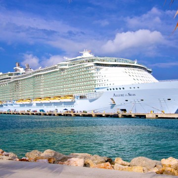 Thumbnail: Royal Caribbean in 2015: New Ships, New Itineraries, New Food