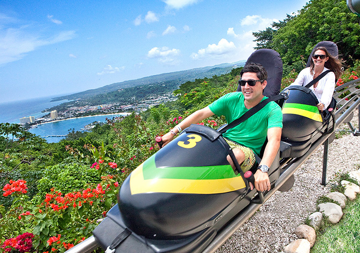 Jamaican Bobsled Tour