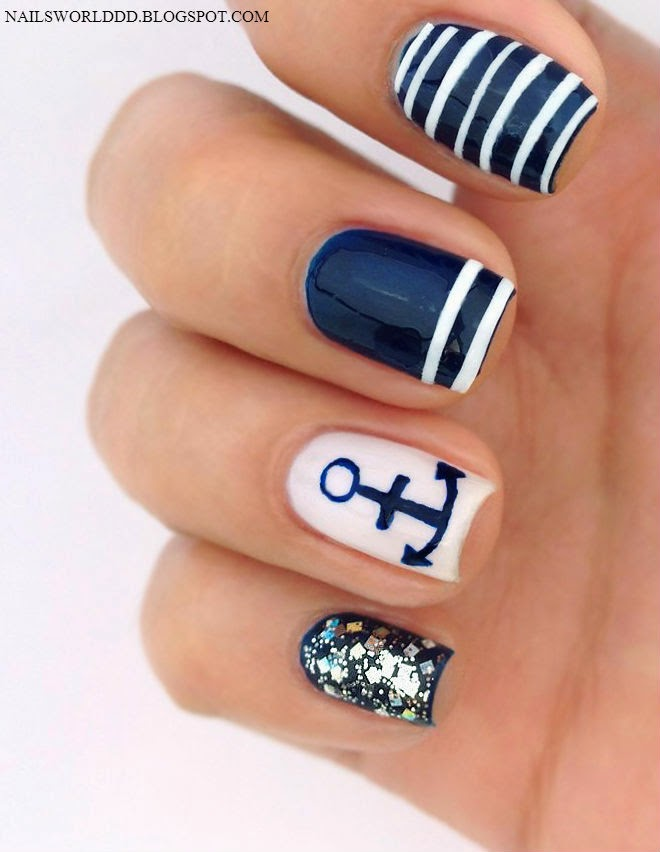 The Perfect Manicure For Your Next Cruise Royal