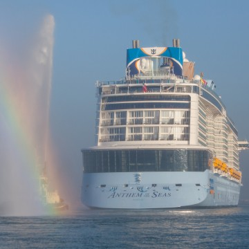 Thumbnail: Think Green: 6 Eco-Friendly Facts About Anthem of the Seas