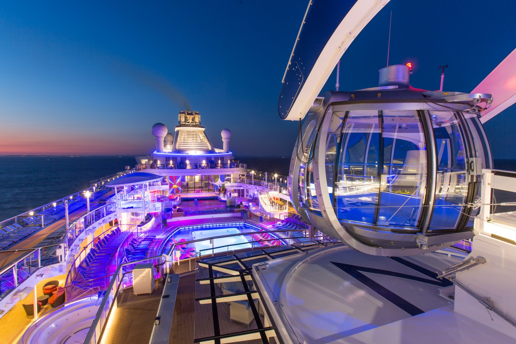 Meet The Captain Of Anthem Of The Seas Royal Caribbean