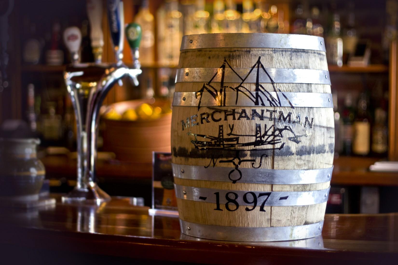 Experience PEI-1864-Merchantman-rum