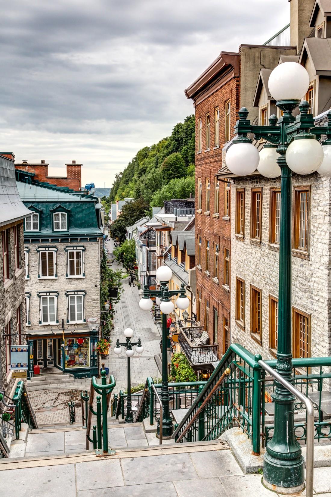 UNESCO'S Historic Quebec