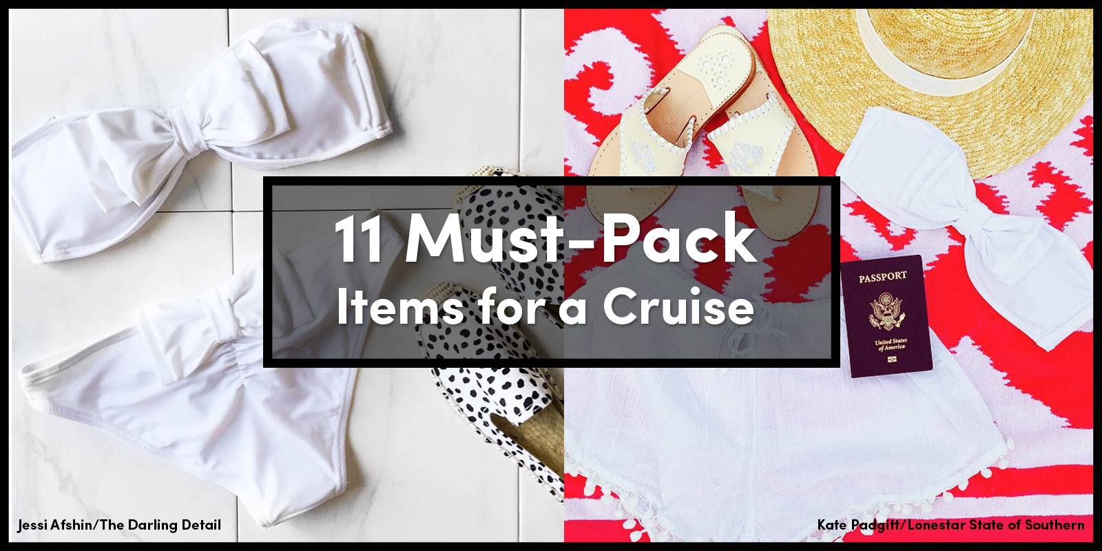 11 Must Pack Items For A Cruise Royal Caribbean Connect