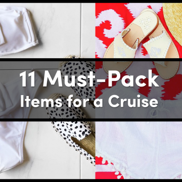 Thumbnail: 11 Must-Pack Items for a Cruise