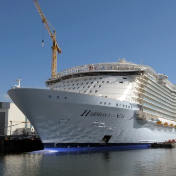 Thumbnail: A Super-Quick Tour of <i>Harmony of the Seas</i>