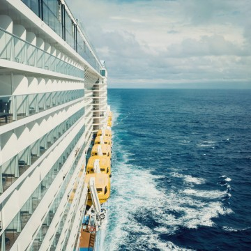 Thumbnail: Chic Luxury Cruising, According to Harper's Bazaar