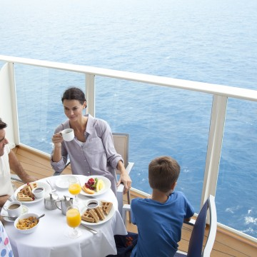 Thumbnail: Cruise 101: Why Your Best Bet Is A Balcony Stateroom