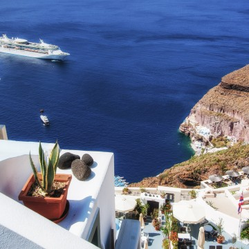 Thumbnail: Five Reasons Why You Should Cruise Greece This Fall