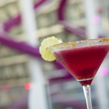 Thumbnail: Mix A Cranberry Margarita For The Holidays