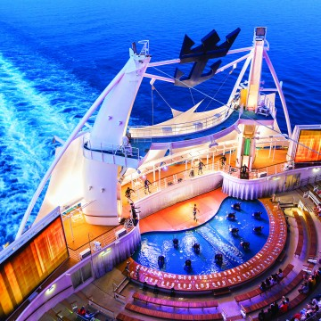 Thumbnail: Inside Look: What It's Like To Be A Cruise Ship Performer