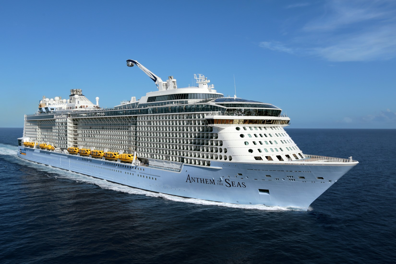 Official Royal Caribbean Cruise Schedule for 2017-2018 ...