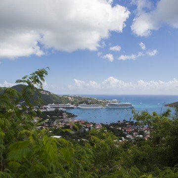 Thumbnail: The Caribbean's Most Camera-Ready Ports