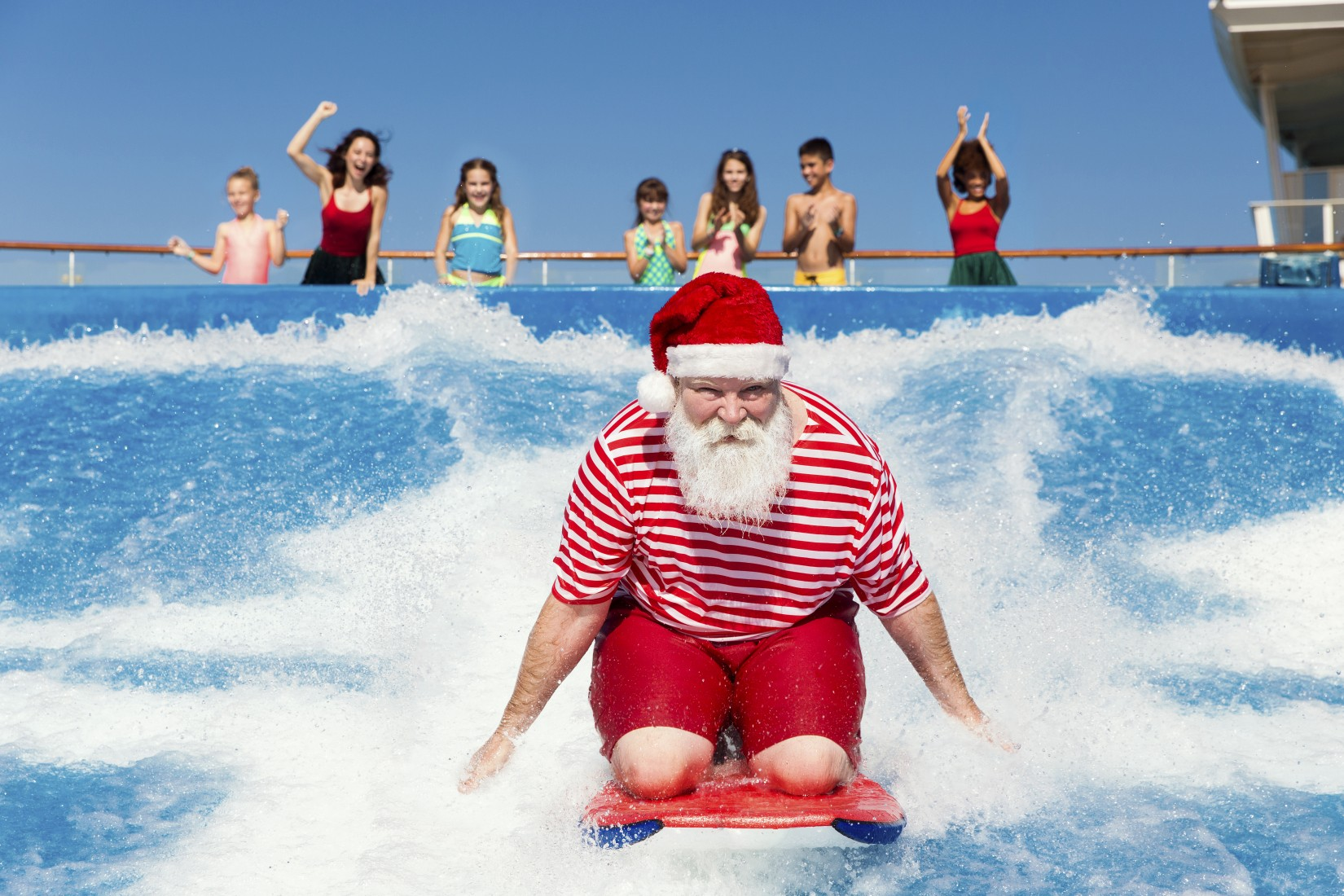 Why You Should Spend The Holidays At Sea Royal Caribbean